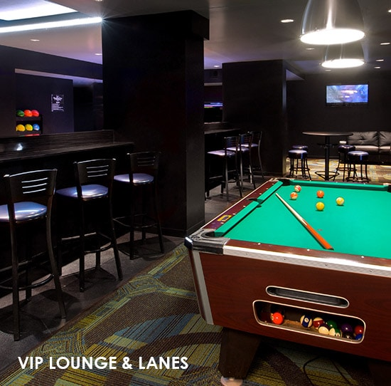 Blackhawk Bowl VIP Lounge