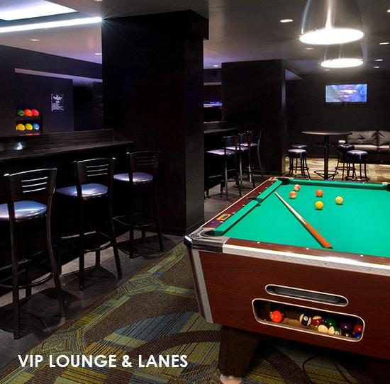 Blackhawk Bowl VIP Lounge