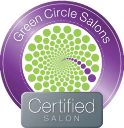 Green Circle Salons Certified Decal
